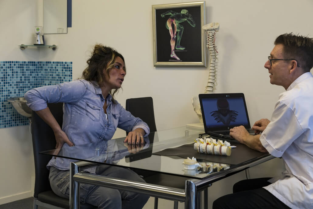 Chiropractie - Chiropractoren